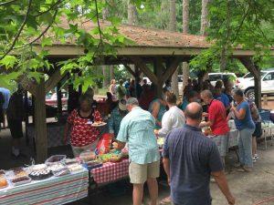 CCDP Picnic @ Congelton Shelter at Creekside Park