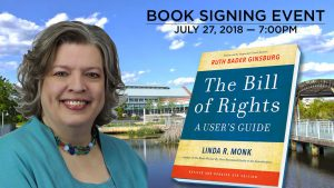 """The Bill of Rights: A User's Guide"" Book Signing @ Cullman Performance Hall, North Carolina History Center 
