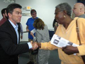 Democratic Women of Craven County: Monthly Meeting @ CCDP Headquarters