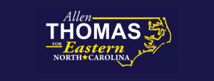 Phonebanking for Allen Thomas @ CCDP Headquarters