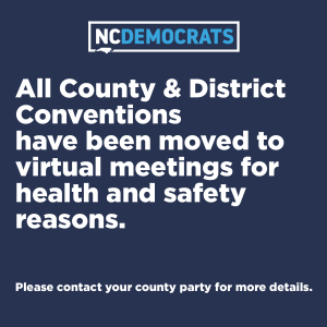 3rd District Convention @ Virtual